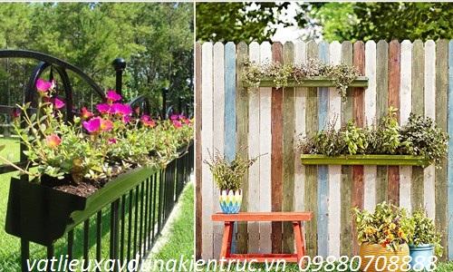 Hàng rào đẹp 2