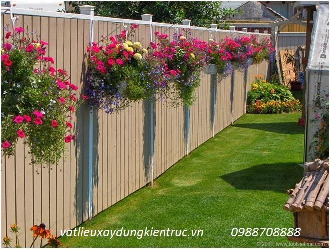 Hàng rào đẹp 3