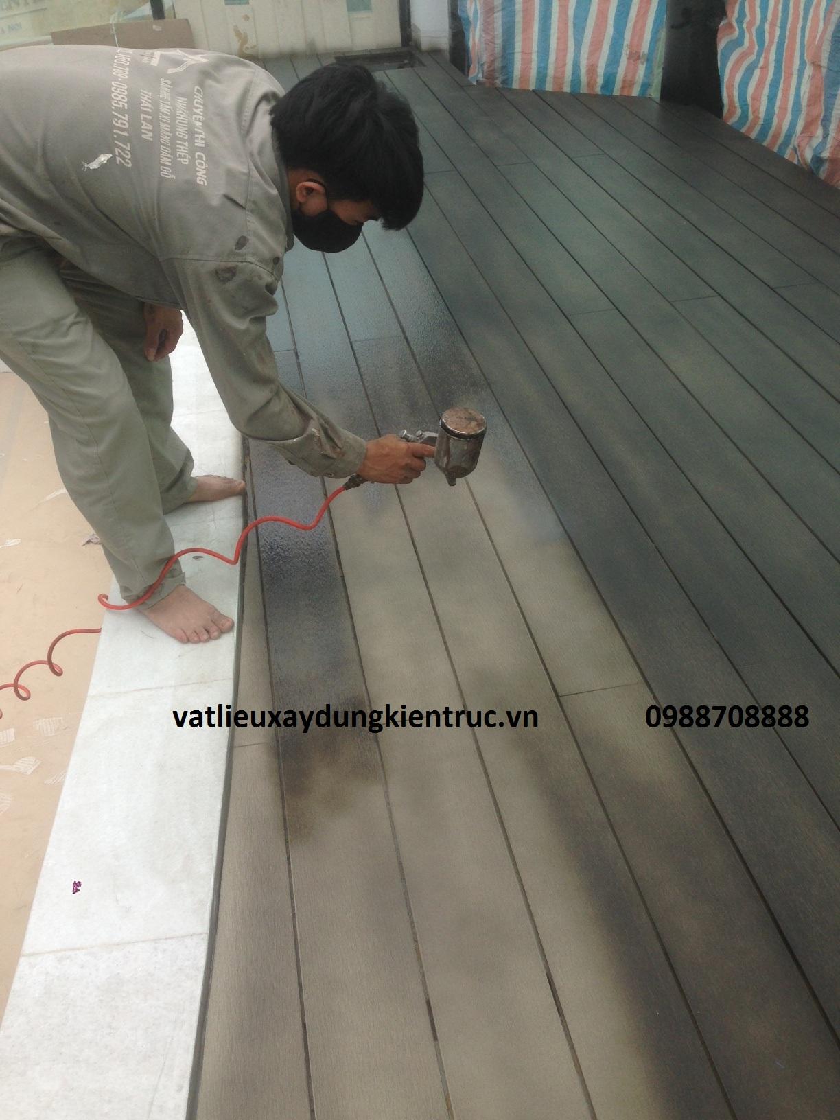 Ảnh sơn sàn
