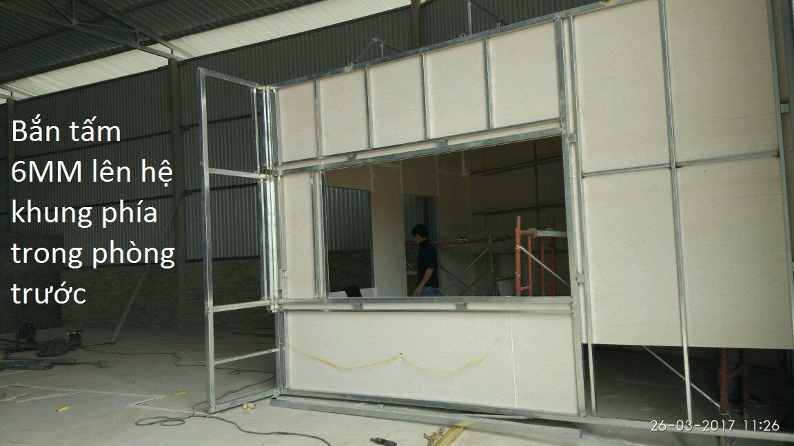 Dựng văn phòng-showroom 1