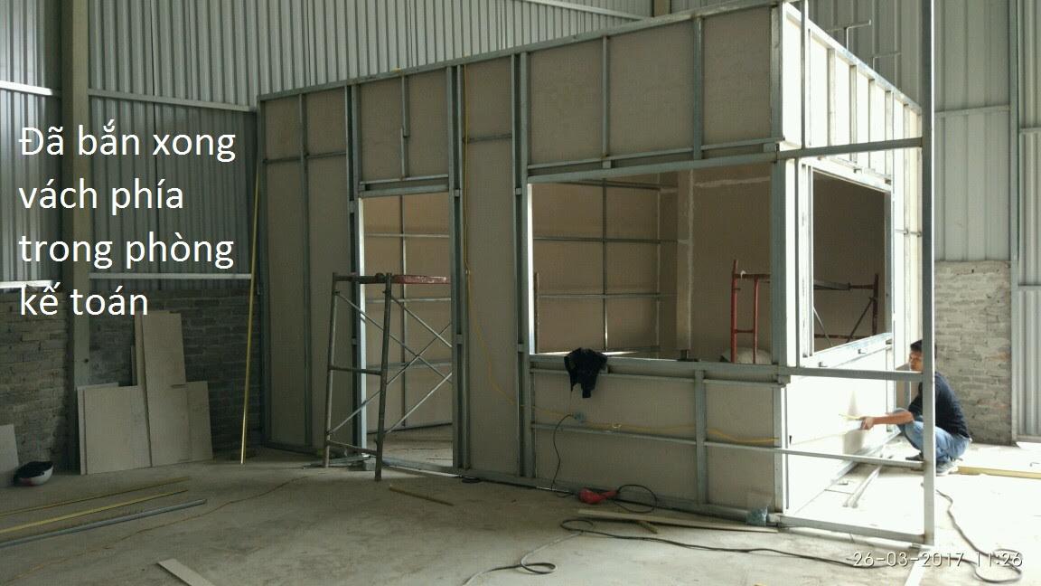 Dựng văn phòng-showroom 2.1