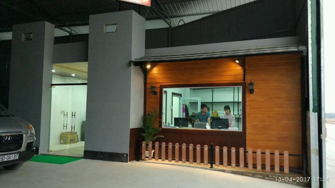 Dựng văn phòng-showroom 43