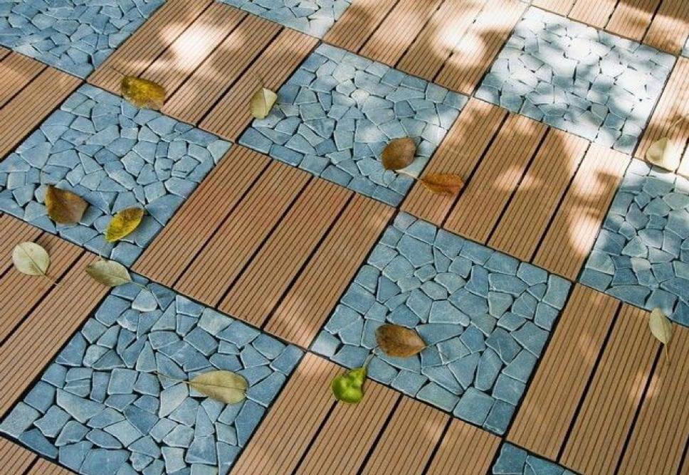 Vỉ gỗ nhựa