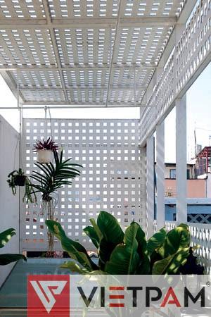 Tấm xi măng trang trí – luồng gió mới cho mọi công trình